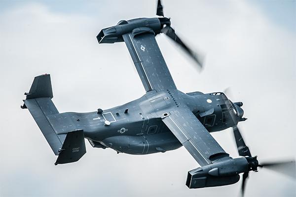 هلیکوپتر بل بوئینگ وی-۲۲ آسپری