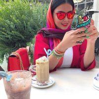 خاص ترین عکس های نگار شیرازی مدل ایرانی زیبا
