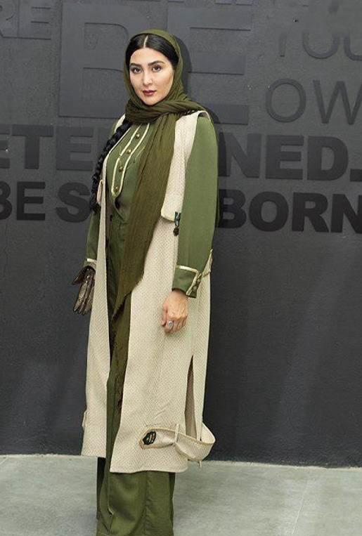 مدل مانتو مریم معصومی 2018