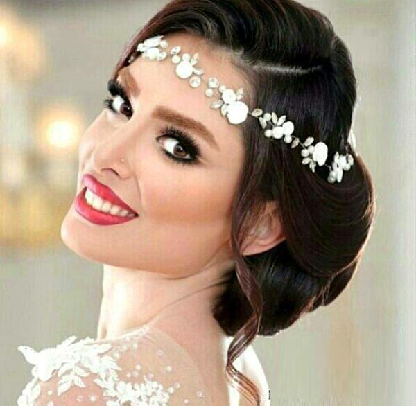 مدل سربند عروس جدید