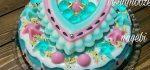 ایده های جدید برای تزیین ژله مختلف / مدل تزیین ژله برای تولد