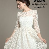 گالری جدیدترین مدل لباس مجلسی کوتاه ۹۷ / ست لباس مجلسی شیک