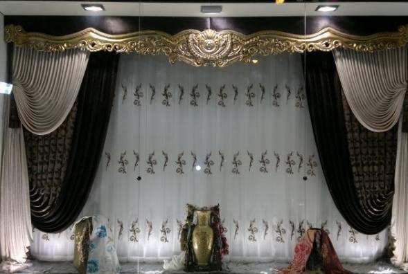 مدل پرده سلطنتی سال 97