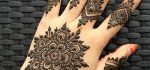 زیباترین عکس های طرح حنا روی دست