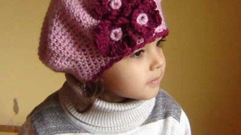 مدل کلاه بافتنی