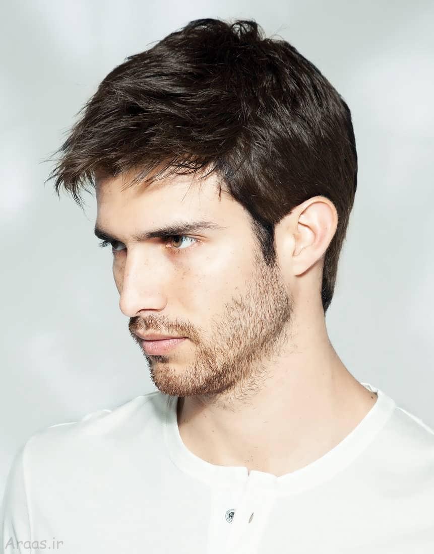 مدل مو مردانه جدید