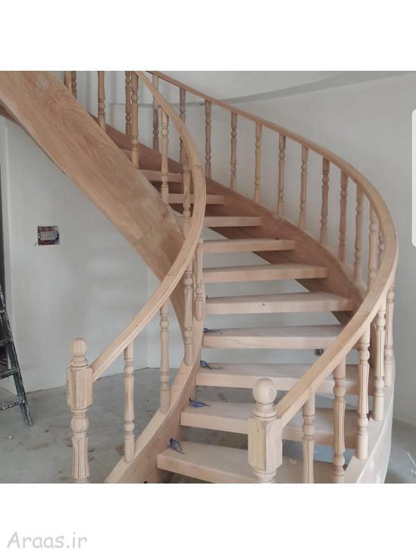 پله گرد