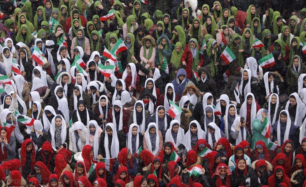جشن چهل سالگی انقلاب