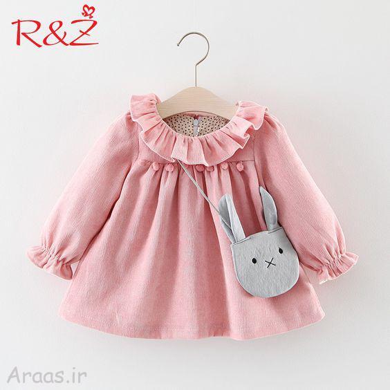 مدل لباس دختر بچه