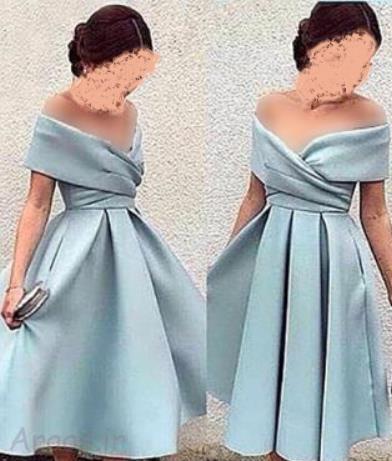 لباس مجلسی کوتاه