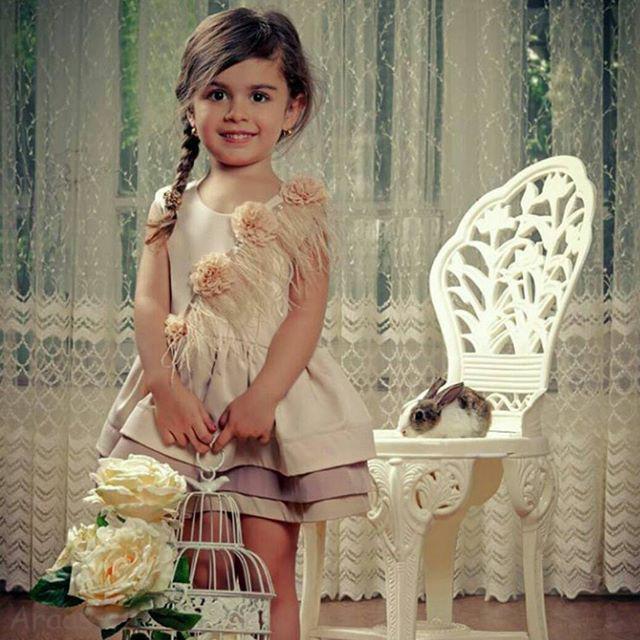 ژورنال جدید مدل لباس دخترونه فانتزی / لباس مجلسی دخترونه