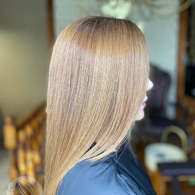 رنگ مو ۲۰۲۰ به همراه آموزش ترکیب مواد