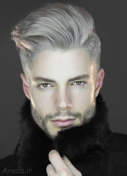 مدل مو و رنگ مو مردانه