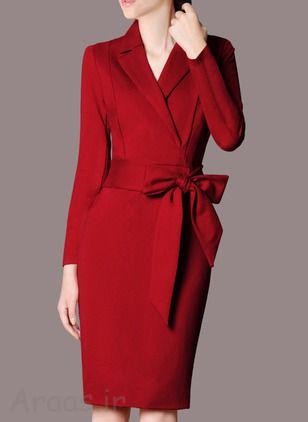 مدل های زیبای لباس مجلسی اینستاگرامی