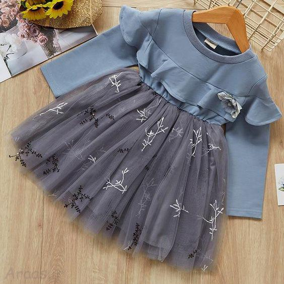 مدل لباس دخترونه / پیراهن مجلسی ۲۰۲۰