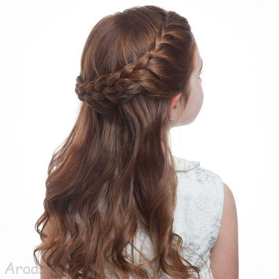 مدل بافت مو دخترانه / مدل بافت مو ۲۰۲۰