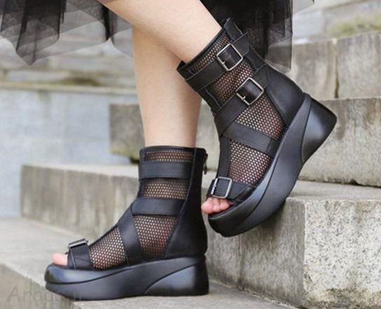 مدل کفش دخترانه تابستانی اسپرت
