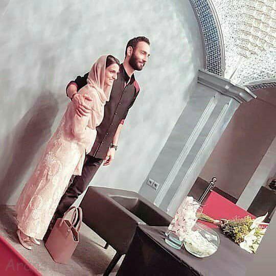 مهران مدیری و همسرش / بیوگرافی مهران مدیری