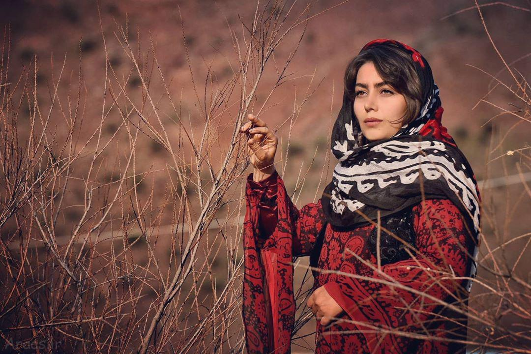 عکس جدید اینستاگرام روژان نون خ