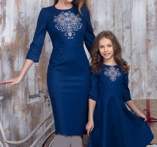شیک ترین مدل ست مادر دختر ۲۰۲۱