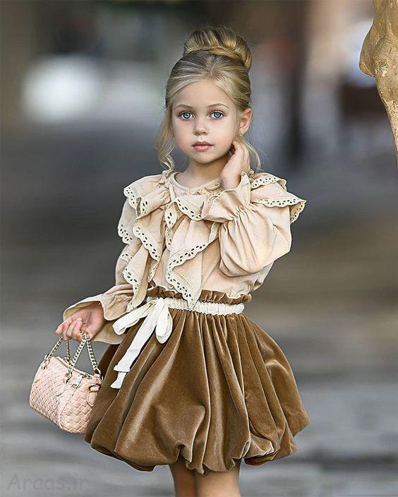 لباس دختر بچه