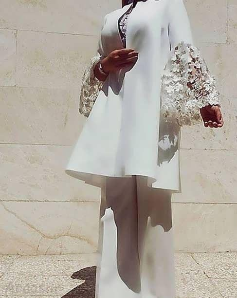 مدل مانتو ۱۴۰۰ مجلسی شیک و زیبا