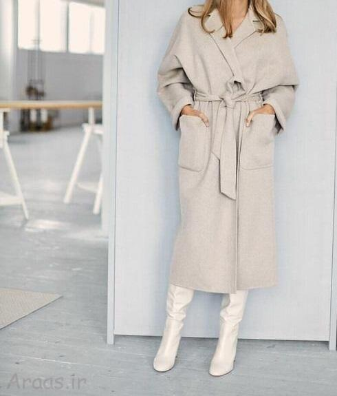 مدل مانتو زمستانی
