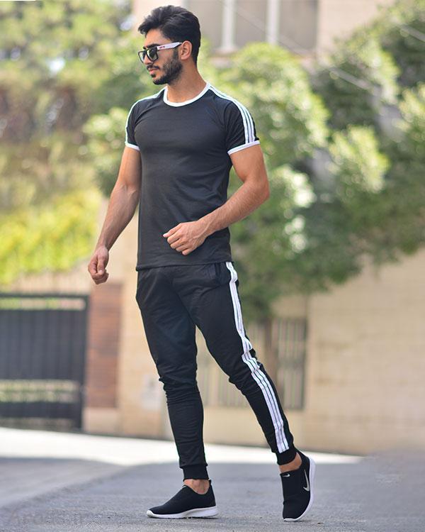 لباس مردانه ورزشی