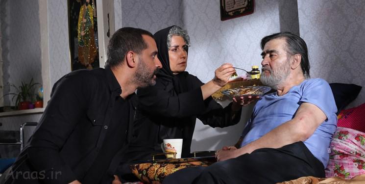 علیرام نورایی در فیلم هرماس