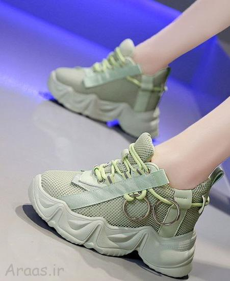 جدیدترین مدل کفش دخترانه ۲۰۲۱ اسپرت