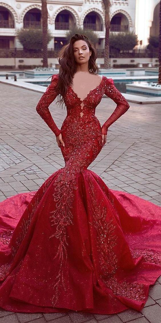 لباس شب ماکسی
