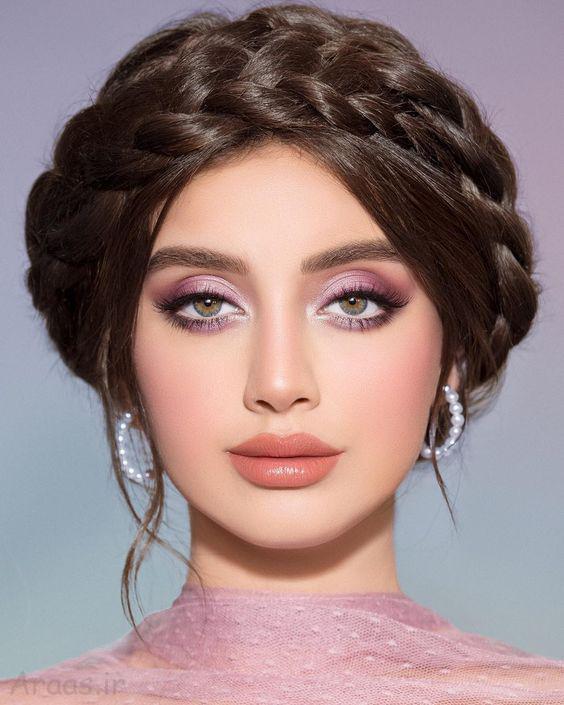 جدیدترین مدل آرایش چشم و ابرو