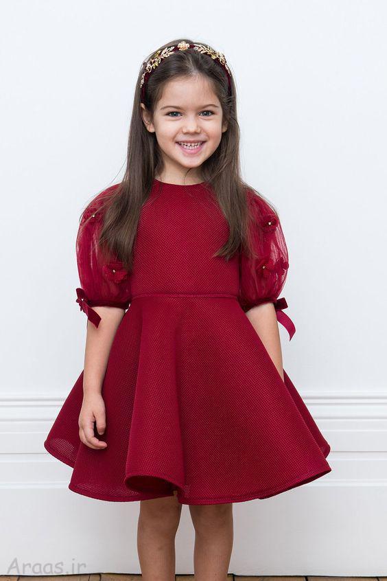 لباس دخترونه بچگانه