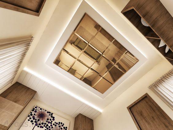 مدل کناف سقف