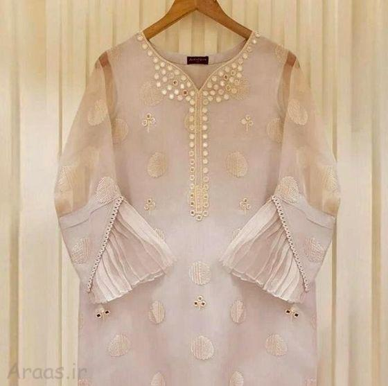 مدل لباس هندی مجلسی