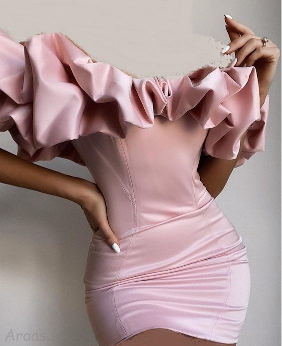 مدل لباس مجلسی جذب