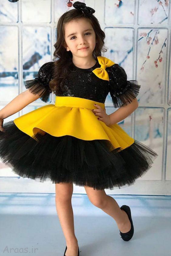 مدل پیراهن مجلسی دخترونه