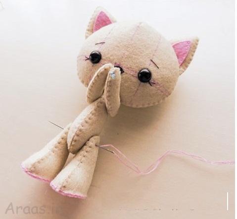 عروسک دست ساز