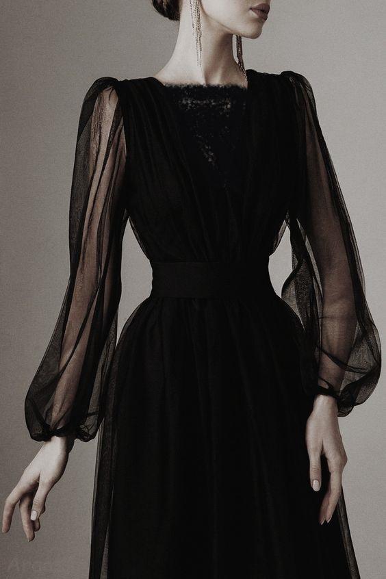 لباس مجلسی مشکی