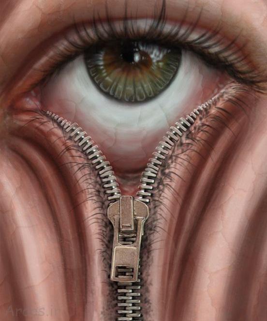 عکس پروفایل چشم