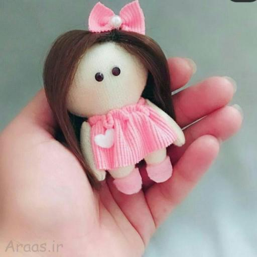 الگوی دوخت عروسک نمدی