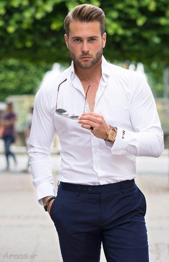 مدل مو جدید مردانه