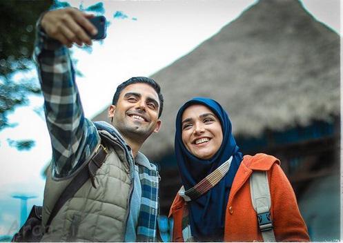 عکس و بیوگرافی محمد صادقی بازیگر نقش پیمان سریال افرا