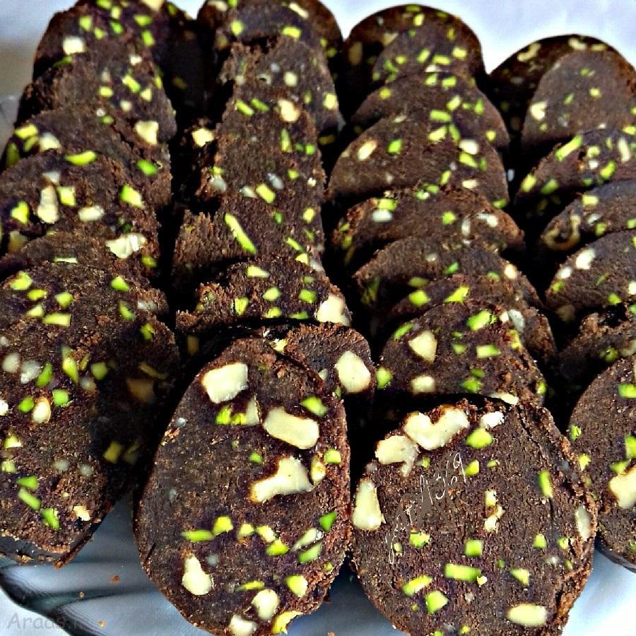 شیرینی شکلاتی آلمانی