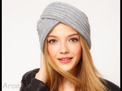 مدل شال و کلاه زنانه