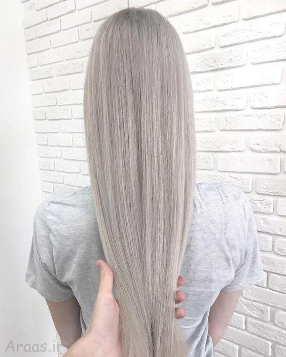 رنگ مو روشن