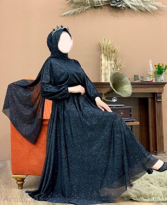 لباس مجلسی پوشیده