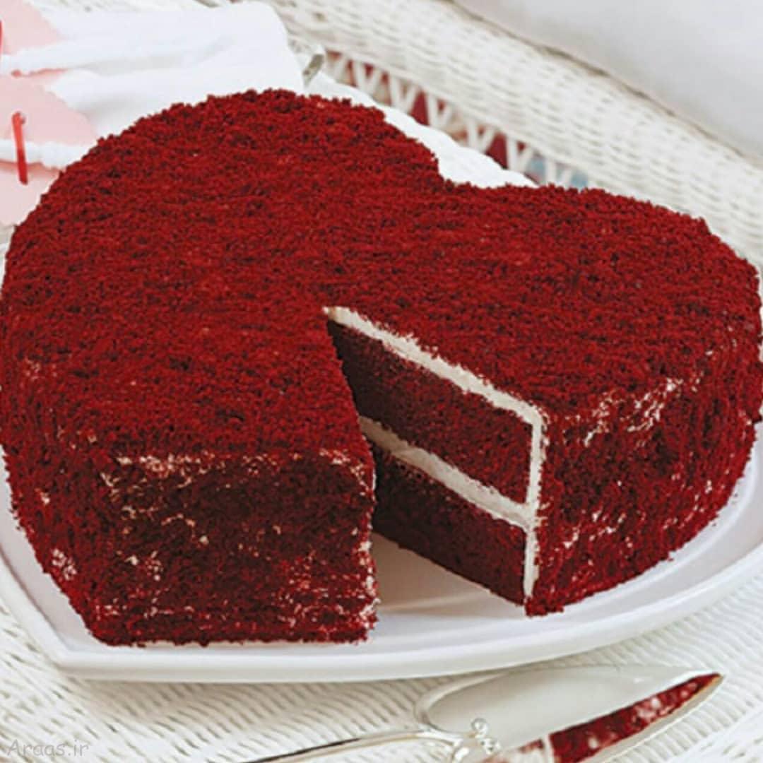آموزش مخملی کردن کیک